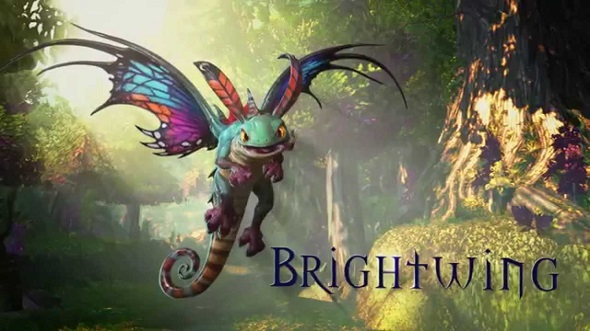 Brightwing, Heroes of the Storm